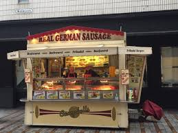 Our bratwurst are not just for Christmas... - Real German Sausage ...