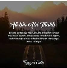 kata kata cinta ali bin abi thalib kepada fatimah com
