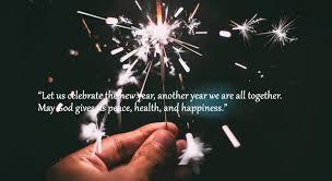 kumpulan ucapan selamat tahun baru bahasa inggris