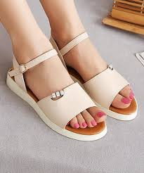 Butiti Beige Bead Decal Open Toe Sandal Best Price And Reviews Zulily