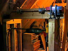 garage attic lift hoist elevator