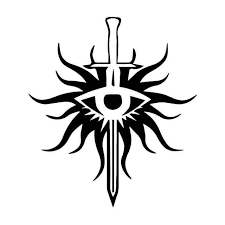 Dragon Age Inquisition Gaming Vinyl Sticker