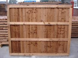 Picture Framed Long Eaton Fencing