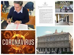 Coronavirus, Liguria: Toti firma nuova ordinanza.