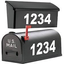 Top 10 Best Reflective Vinyl Mail Box Numbers 2020 Kwerba Reviews