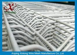 Waterproof Powder Coated Welded Wire Mesh Fence Wire Mesh Fence For Park