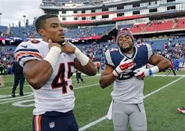 Patriots have signed S Brock Vereen and CB Chris Greenwood to their PS