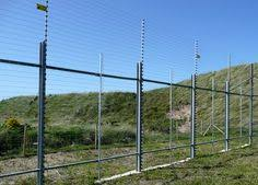 10 Advanced Perimeter System Ideas Security Fence Electric Fence Perimeter Security