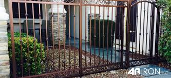 Keep Your Home Secure And Stylish With Custom Iron Fencing