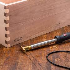wood branding irons at rockler custom