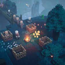 Minecraft Dungeons review: a lighter ...