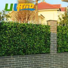 Uland Sythenic Plastic Plants Grass Fence 3sqm Artificial Boxwood Hedges Ivy Fencing Panels Outdoor Balcony Diy Garden Ornaments Buy At The Price Of 183 68 In Aliexpress Com Imall Com