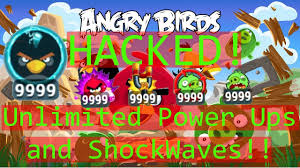Angry Birds Unlimited Power Ups Hack - YouTube