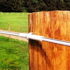 These 5 Insulator Tubes Are Used On Your Electric Horse Fencing Line Posts To Insulate Your Electric Fence The Insulator T Horse Fencing Electric Fence Fence