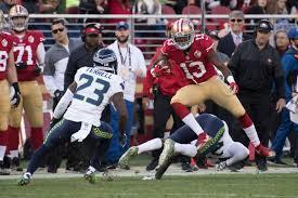 49ers: Who is San Francisco's wide receiver Aaron Burbridge?