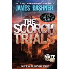 MAZE RUNNER 2 SCORCH TRIALS PB DASHNER - THE TOY STORE