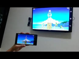 sony bravia led tv with samsung mobile