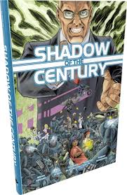 Shadow of the Century :: Game Books :: IPR
