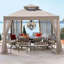 outdoor oasis gazebo replacement canopy