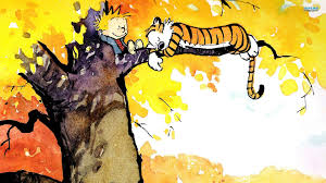 best 64 calvin and hobbes wallpaper on