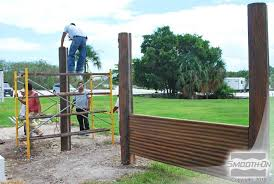 How To Cast A Concrete Fence Which Exhibits Detail Never Seen Before