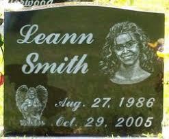 Leann Smith (1986-2005) - Find A Grave Memorial