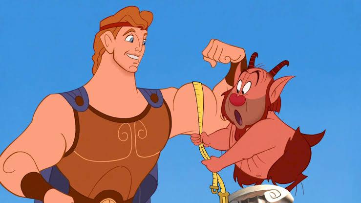 Hercules - 90s Cartoons