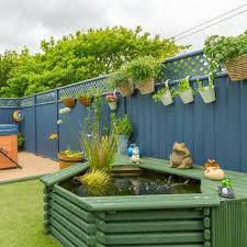 Metal Garden Fences High Quality Low Maintenance Colourfence