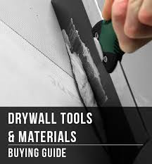 drywall tools materials ing guide