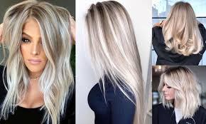 Modne Kolory Wlosow 2020 Popielaty Blond W Kilkunastu Odcieniach