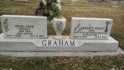 Hazel Fern Gedney Graham (1898-1982) - Find A Grave Memorial
