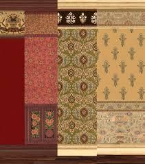 bradbury victorian art wallpapers