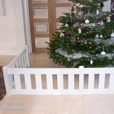 Christmas Tree Fence And Guard Fencing Tekplas