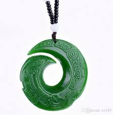 whole hotan jade pendant comes to