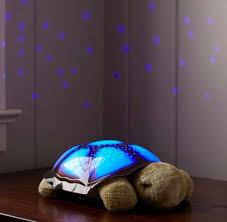 Starry Sky Toy Lights Turtle Night Light