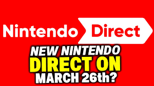 Rumor for March 26th! Botw ...