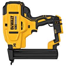 20v Max Xr 18 Ga Cordless Narrow Crown Stapler Tool Only Dcn681b Dewalt