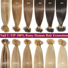 remy human hair extensions pre bonded