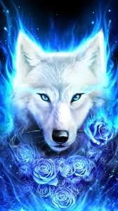 15 white wolf apple iphone 5 640x1136