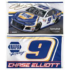 Chase Elliott Wincraft 3 X 5 2 Sided Flag Chase Elliott Chase Elliott Car Chase Elliott Nascar