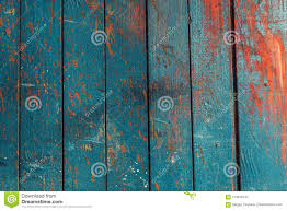 Wooden Fence Texture Wooden Fence Painted In Blue And Orange Color Stock Image Image Of Material Plank 113915147