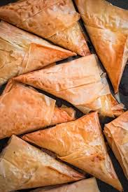 borek crispy turkish cheese pastry
