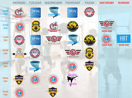 cl schedule try limitless