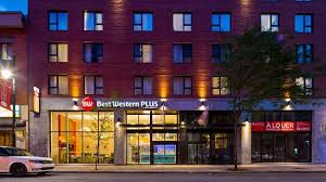 review of best western plus hotel