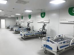 Coronavirus, inaugurato nuovo ospedale Fiera Milano