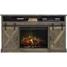fireplace tv stand console