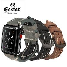 calf leather watch band 38mm 42mm