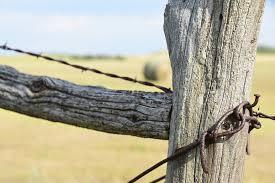 Fence Post Landscape Free Photo On Pixabay