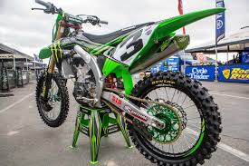 Inside Eli Tomac S Monster Energy Kawasaki Kx450f Fant Files Dirt Bike Magazine