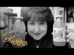"""How Wendy Kaufman Went From Opening Mail to """"The Snapple Lady""""   Where Are  They Now   OWN - YouTube"""